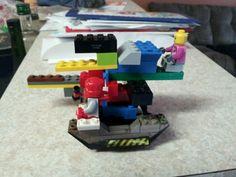 Mathias space ship