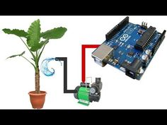 3 Projects using Relays & Arduino for Home Automation - Learn Robotics Laser Arduino, Diy Arduino, Arduino Wifi, Arduino Beginner, Arduino Sensors, Arduino Programming, Automatic Irrigation System, Automatic Watering System, Arduino Projects