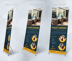 20+ Great Spa and Beauty Salon Banner (PSDs)