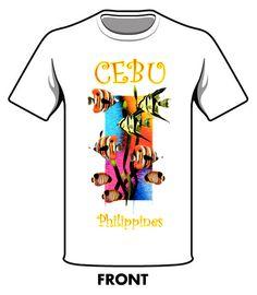 Cebu City - Philippines Sinulog, Cebu City, Personalized Shirts, Heat Transfer, Philippines, Shirt Designs, Mens Tops, T Shirt, Fashion