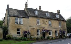 Horse and Groom - Bourton-on-the Hill - UK
