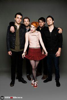 Kerrang! Magazine (September) - HQ - Paramore Photos