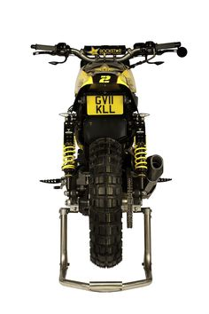 "Racing Cafè: Harley XR 1200 ""RockStar Energy MXR"" by Shaw Speed & Custom"