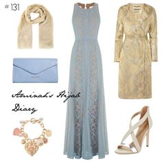 Don't like the coat but love the dress!  Check out our amazing collection of hijabs at  http://www.lissomecollection.co.uk/