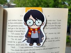 Harry Potter Magnetic Bookmark
