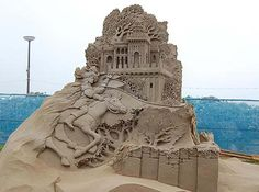 Amazing Sand creation