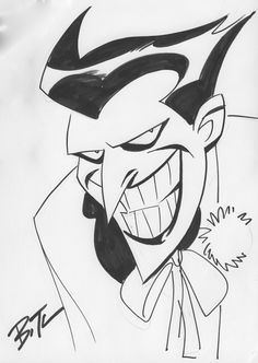 Joker, in hector pinedo's batman book Comic Art Gallery Room Batman Book, Batman Comic Art, Joker Art, Marvel Art, Batman Superhero, Joker Batman, Gotham Batman, Batman Robin, Joker Drawings