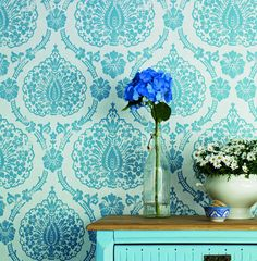 Scandinavian Vintage wallcoverings by Marburg: 51651