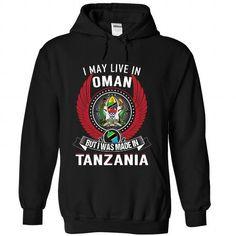 I Love Oman - Tanzania T shirt