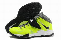 buy online 49fbd e5999 Now Buy Nike Zoom Soldier Vii Mens Black Fluorescence Green For Sale Save  Up From Outlet Store at Footlocker. Trade2018 · Lebron James