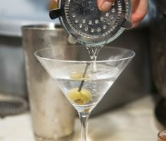 Classic Martini from the Grand Central Oyster Bar & Restaurant at the ...