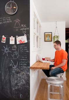 What to do with an awkward space.