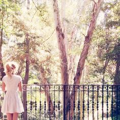 The location for our LC Lauren Conrad shoot was a little magical  #lclaurenconrad