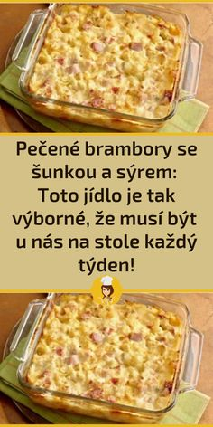 Breakfast Bake, Potato Recipes, Cooking Tips, Casserole, Food And Drink, Potatoes, Baking, Vegetables, Diet