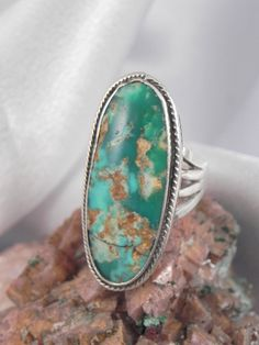 Native American Turquoise Rings | Native American Turquoise Ring