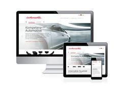 holzweg e-commerce solutions - Intercable Relaunch Website #responsive #webdesign #multiportal