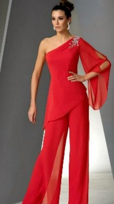 Jumpsuit sitio #red