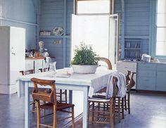 Shabby Rustic Kitchen