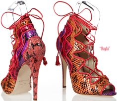 Brian Atwood Spring 2013 Collection - ShoeRazzi