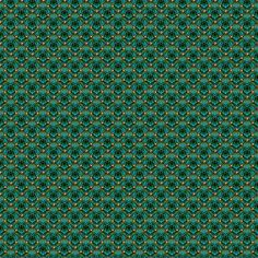 scales_and_beads peacock green fabric by glimmericks on Spoonflower - custom fabric
