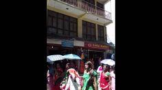 Casi 1500 homosexuales y lesbianas han participado en la manifestación del…