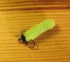 Mop Flies 3 flies trout flies fly fishing flies fly