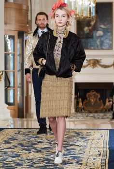 CHANEL Pre-Fall 2017 by Karl Lagerfeld