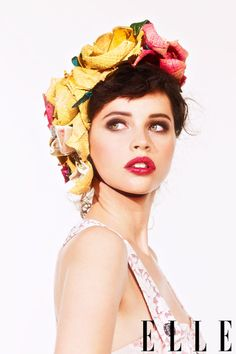 Domenico Dolce and Stefano Gabbana style muse Felicity Jones, Brit indie star