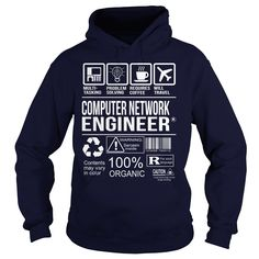Awesome Tee For Computer Network Engineer T-Shirts, Hoodies. BUY IT NOW ==► https://www.sunfrog.com/LifeStyle/Awesome-Tee-For-Computer-Network-Engineer-Navy-Blue-Hoodie.html?id=41382