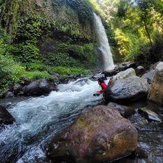 Sindang Gila Waterfall Lombok