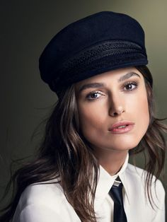 Keira Knightley for Glamour Magazine, November 2014.
