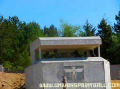 Bunker Paintball Field, Bunker, Airsoft, Outdoor Decor, Success, Design, Ideas, Thoughts