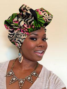 Latest Ankara Headwrap Style 2018 That Will Blow Your Mind - Headwrap tutorial - Head Wraps Headband Men, Head Wrap Headband, Turbans, Mississippi, Ankara Skirt, Ankara Tops, Ankara Blouse, Mode Turban, African Head Wraps