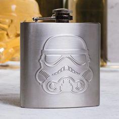 Thumbs Up Flachmann Original Stormtrooper Stormtrooper Helm, Design3000, Shops, Fancy, Martini, Hogwarts, Flask, Barware, Gadgets