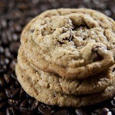 Neiman Marcus Chocolate Chip Coffee Cookies