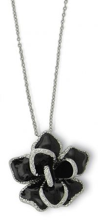 Almost sold out!  On sale for $15! Bella Necklace Black and you can order at http://azuliskye.com/Annahoward