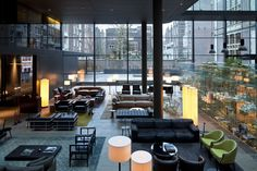 Conservatorium Hotel Amsterdam occupies the famous site of Amsterdam's former Sweelinck music conservatorium. Originally built at the end of the 19th Century and conceived by the renowned Dutch architect Daniel Knuttel as the Rijkspostspaarbank Building, the construction heralded an urban regeneration of the Museumplein, an area which had been left previously derelict.