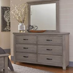 Grey Bedroom Dressers Modern Interior Design Check More At Http Iconoclastradio