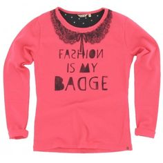 No-No - Longsleeve Fashion roze