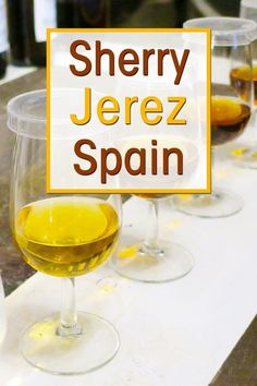 Jerez is the birthplace of sherry wine and the hearth of Spain's sherry triangle. I decided to learn a bit more and joined one of the best Jerez sherry tasting tours. I share what sherry tasting in Jerez is like and how you can do it too. #spain #wine