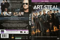JAQUETTES DVD: jaquette dvd Art of Steal