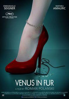 玩謝大導演/情慾維那斯 (Venus in Fur) poster