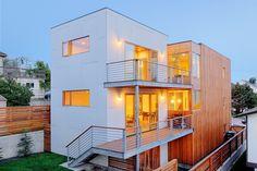 multi-level modern - 2204 S Norman St, Seattle, WA 98144