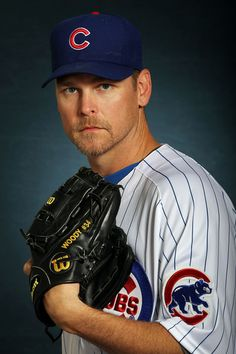 Kerry Wood Photo - Chicago Cubs Photo Day