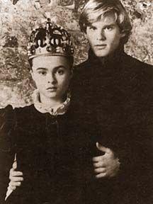 Helena Bonham Carter and Cary Elwes in Lady Jane