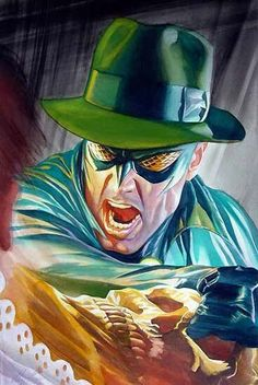 Green Hornet by Alex Ross