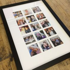 Great way to display all those pictures. Photo Wall, Polaroid Film, Display, Frame, Pictures, Instagram, Ideas, Home Decor, Floor Space