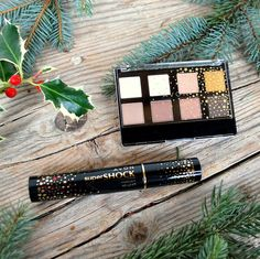 Beautysaur: Blogmas Day 22: Festive Makeup with Avon