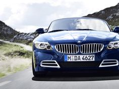 BMW Z4: Images | BMW South Africa