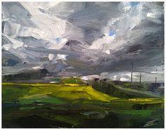 Wes Martin - Artist. Summer sun. Oil on canvas 20x25cm. For sale. #oiloncanvas #painting #oilpainting #relaxing #uplate #inspirations #art #artexhibition #nature #callforart #artforsale #contemporaryart #instaartwork #artinfo #artwork #follow #impressionism #vibrant #artist #instaartist #instaart #artforsale #forestofbowland #lancashire #igerslancashire #landscape #english #wesmartinartist http://ift.tt/2baltoG August 11 2016 at 01:44PM
